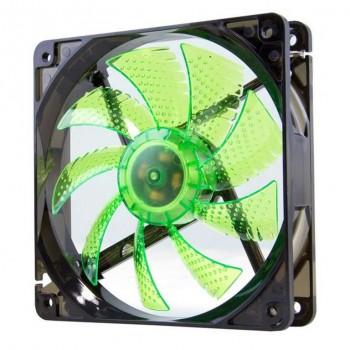 VENTILADOR NOX COOLFAN ROJO 120X120 mm NXCFAN120LR