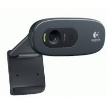 WEBCAM LOGITECH C270 HD NEGRO 960-001063