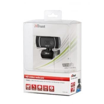 WEBCAM TRUST TRINO HD 720p 18679